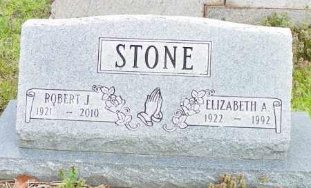 STONE, ROBERT J. - Shelby County, Ohio | ROBERT J. STONE - Ohio Gravestone Photos