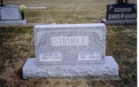 STRUBLE, CHESTER A. - Shelby County, Ohio | CHESTER A. STRUBLE - Ohio Gravestone Photos