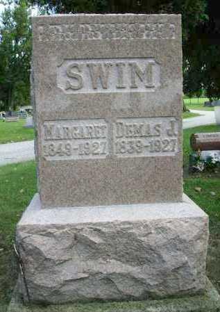 ABBOTT SWIM, MARGARET - Shelby County, Ohio | MARGARET ABBOTT SWIM - Ohio Gravestone Photos