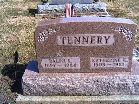 TENNERY, RALPH S. - Shelby County, Ohio | RALPH S. TENNERY - Ohio Gravestone Photos