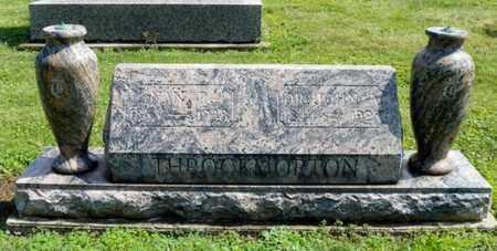 THROCKMORTON, JOHN A. - Shelby County, Ohio | JOHN A. THROCKMORTON - Ohio Gravestone Photos