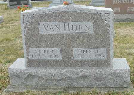 VAN HORN, RALPH C. - Shelby County, Ohio   RALPH C. VAN HORN - Ohio Gravestone Photos