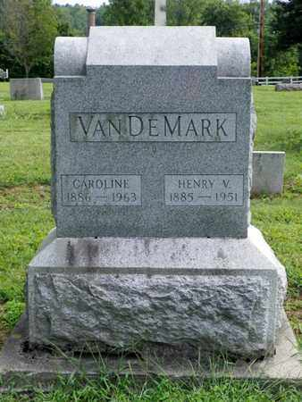 VANDEMARK, CAROLINE - Shelby County, Ohio | CAROLINE VANDEMARK - Ohio Gravestone Photos
