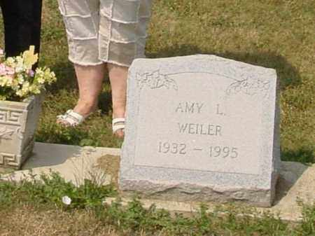 WEILER, AMY L. - Shelby County, Ohio   AMY L. WEILER - Ohio Gravestone Photos