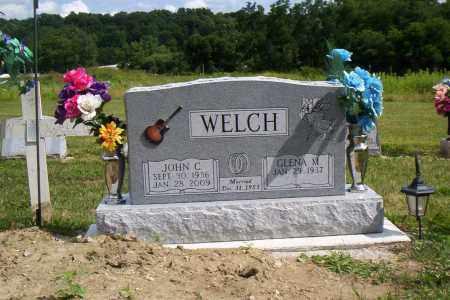 WELCH, JOHN C. - Shelby County, Ohio | JOHN C. WELCH - Ohio Gravestone Photos