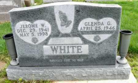 WHITE, JEROME W. - Shelby County, Ohio | JEROME W. WHITE - Ohio Gravestone Photos