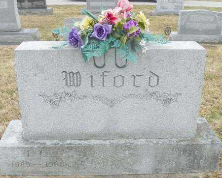 WIFORD, ELZA E. - Shelby County, Ohio | ELZA E. WIFORD - Ohio Gravestone Photos