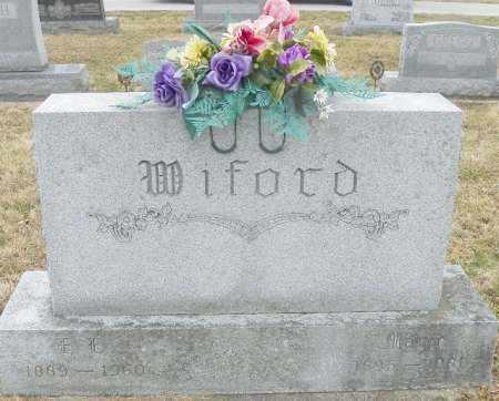 WIFORD, MAXIE - Shelby County, Ohio | MAXIE WIFORD - Ohio Gravestone Photos