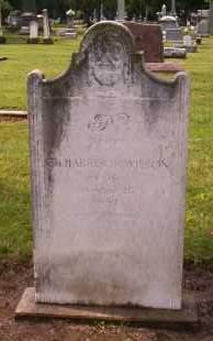 WILSON, HARRISON - Shelby County, Ohio | HARRISON WILSON - Ohio Gravestone Photos