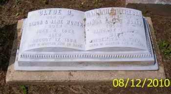 WONES, CLYDE B. - Shelby County, Ohio | CLYDE B. WONES - Ohio Gravestone Photos