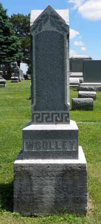 WOOLLEY, C. C. - Shelby County, Ohio | C. C. WOOLLEY - Ohio Gravestone Photos