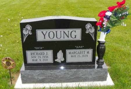YOUNG, RICHARD J. - Shelby County, Ohio | RICHARD J. YOUNG - Ohio Gravestone Photos