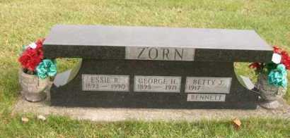 ZORN, GEORGE R. - Shelby County, Ohio | GEORGE R. ZORN - Ohio Gravestone Photos