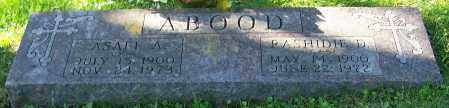 ABOOD, RASHIDIE D. - Stark County, Ohio   RASHIDIE D. ABOOD - Ohio Gravestone Photos