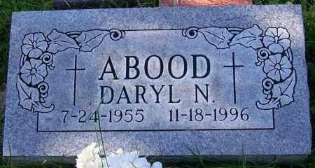 ABOOD, DARYL N. - Stark County, Ohio | DARYL N. ABOOD - Ohio Gravestone Photos