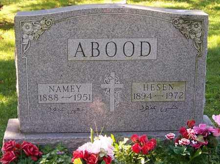 ABOOD, HENSEN - Stark County, Ohio | HENSEN ABOOD - Ohio Gravestone Photos