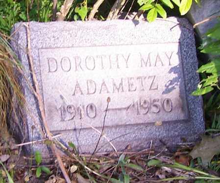 ADAMETZ, DOROTHY MAY - Stark County, Ohio | DOROTHY MAY ADAMETZ - Ohio Gravestone Photos