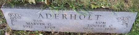 ADERHOLT, LOUISE C. - Stark County, Ohio   LOUISE C. ADERHOLT - Ohio Gravestone Photos