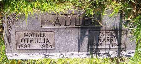 ADLE, HARRY - Stark County, Ohio | HARRY ADLE - Ohio Gravestone Photos