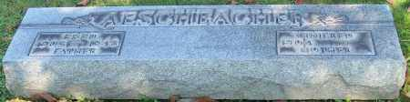 AESCHBACHER, FRED - Stark County, Ohio | FRED AESCHBACHER - Ohio Gravestone Photos