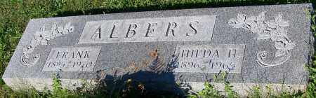 ALBERS, HILDA H. - Stark County, Ohio | HILDA H. ALBERS - Ohio Gravestone Photos