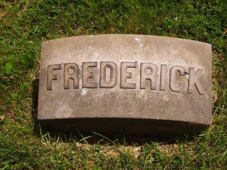 ALBRECHT, FREDERICK - Stark County, Ohio | FREDERICK ALBRECHT - Ohio Gravestone Photos