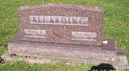 GIBSON ALLARDING, IDA MAE - Stark County, Ohio | IDA MAE GIBSON ALLARDING - Ohio Gravestone Photos
