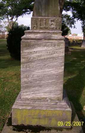 ALLEN, IRA M. - Stark County, Ohio   IRA M. ALLEN - Ohio Gravestone Photos