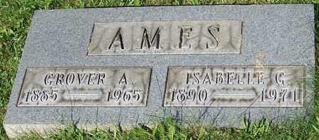 AMES, GROVER A. - Stark County, Ohio | GROVER A. AMES - Ohio Gravestone Photos