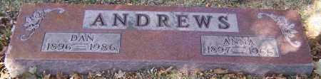 ANDREWS, ANNA - Stark County, Ohio | ANNA ANDREWS - Ohio Gravestone Photos