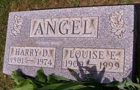 ANGEL, HARRY D. - Stark County, Ohio | HARRY D. ANGEL - Ohio Gravestone Photos