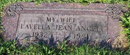 ANGELI, LAVELLA JEAN - Stark County, Ohio   LAVELLA JEAN ANGELI - Ohio Gravestone Photos