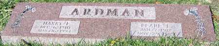 ARDMAN, PEARL L. - Stark County, Ohio | PEARL L. ARDMAN - Ohio Gravestone Photos