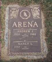 ARENA, ANDY - Stark County, Ohio | ANDY ARENA - Ohio Gravestone Photos