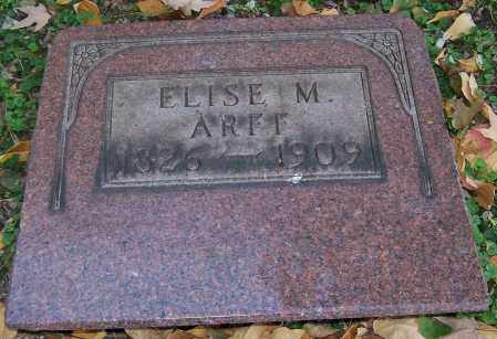 ARFF, ELSIE M. - Stark County, Ohio | ELSIE M. ARFF - Ohio Gravestone Photos