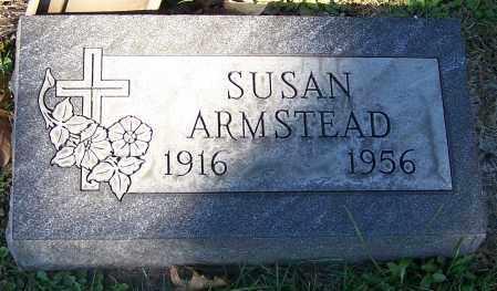 ARMSTEAD, SUSAN - Stark County, Ohio | SUSAN ARMSTEAD - Ohio Gravestone Photos