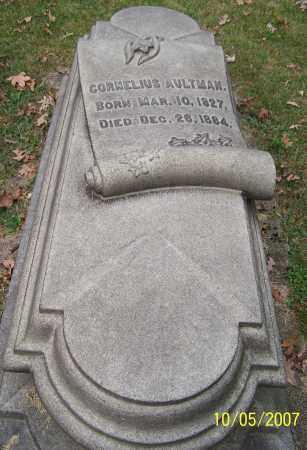 AULTMAN, CORNELIUS - Stark County, Ohio | CORNELIUS AULTMAN - Ohio Gravestone Photos