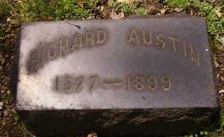 AUSTIN, RICHARD - Stark County, Ohio   RICHARD AUSTIN - Ohio Gravestone Photos