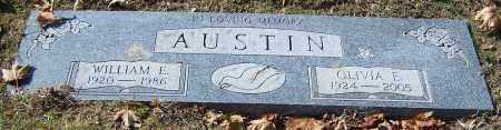 AUSTIN, OLIVIA E. - Stark County, Ohio   OLIVIA E. AUSTIN - Ohio Gravestone Photos
