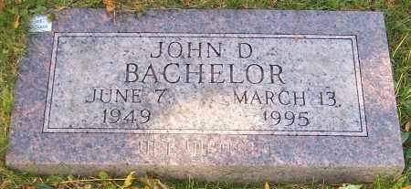 BACHELOR, JOHN D. - Stark County, Ohio | JOHN D. BACHELOR - Ohio Gravestone Photos