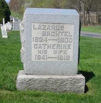 BACHTEL, CATHERINE - Stark County, Ohio | CATHERINE BACHTEL - Ohio Gravestone Photos