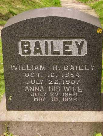 GEORGE BAILEY, ANNA - Stark County, Ohio | ANNA GEORGE BAILEY - Ohio Gravestone Photos