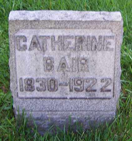 MARKLEY BAIR, CATHERINE - Stark County, Ohio | CATHERINE MARKLEY BAIR - Ohio Gravestone Photos