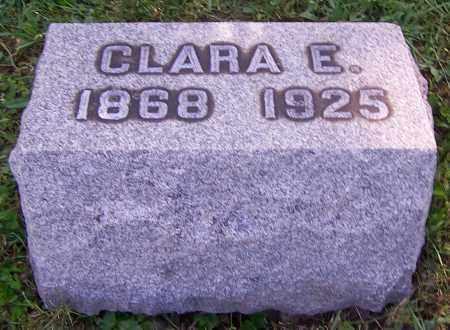 BAIR, CLARA E. - Stark County, Ohio | CLARA E. BAIR - Ohio Gravestone Photos
