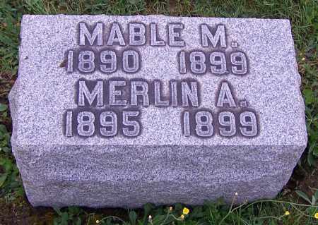 BAIR, MABLE M. - Stark County, Ohio | MABLE M. BAIR - Ohio Gravestone Photos