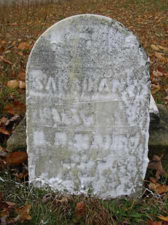 BAIRD, SARAH ANN - Stark County, Ohio | SARAH ANN BAIRD - Ohio Gravestone Photos