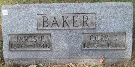BAKER, CORA J. - Stark County, Ohio | CORA J. BAKER - Ohio Gravestone Photos