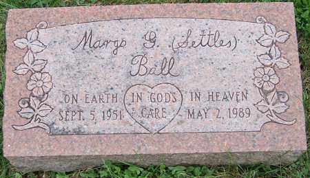 BALL, MARGO G. - Stark County, Ohio | MARGO G. BALL - Ohio Gravestone Photos