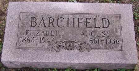 BARCHFELD, ELIZABETH - Stark County, Ohio | ELIZABETH BARCHFELD - Ohio Gravestone Photos
