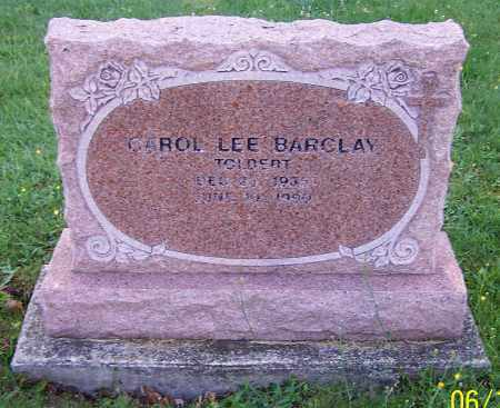 BARCLAY, CAROL LEE - Stark County, Ohio | CAROL LEE BARCLAY - Ohio Gravestone Photos